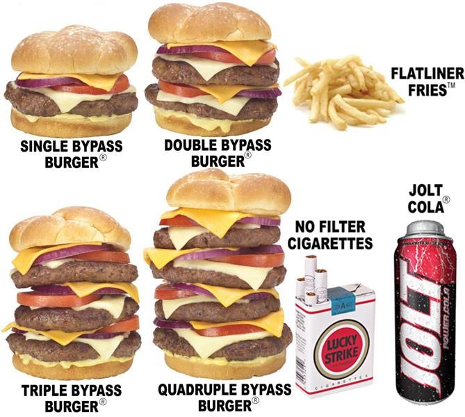Ssbbw Fast Food